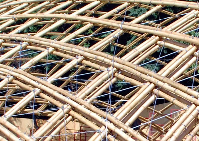 In Bali, Bamboo Architecture Offers Model for a Sustainable Future