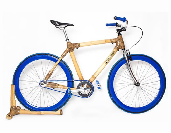 Kwabena Danso, The Brain Behind Ghana's Bamboo Made Bicycles